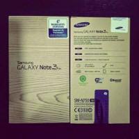 Dus Samsung Galaxy Note 3 Neo Sm N750