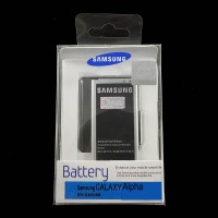 Original Baterai Official Battery 1860mah Samsung Galaxy Galaxy Alpha