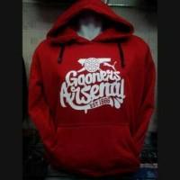 harga Jaket/hoodie/sweater Arsenal Merah Tokopedia.com
