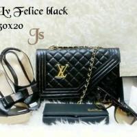 5 in 1 LV Felice Black