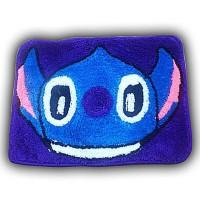 Keset Kaki bahan Wool Karakter Kartun Monster Stitch Background