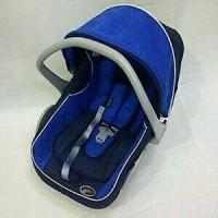 kursi bayi di mobil ( car seat pliko )