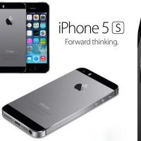 Apple iPhone 5S -32GB - Grs Distributor 1 tahun - Grey