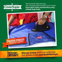Cover Super / Tutup / Cover Motor Size XL utk Motor Sport
