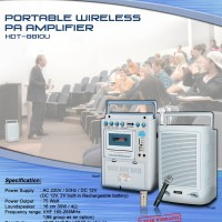 harga Portable Meeting KREZT HDT-8810U Tokopedia.com