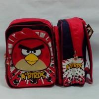 harga Tas ransel backpack Angry Bird ada tmpt botol minum murah bagus Tokopedia.com
