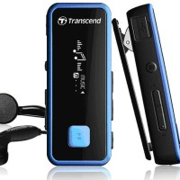 TRANSCEND DIGITAL MUSIC PLAYER MP350 8GB & FITNESS TRACKER
