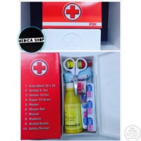 Kotak P3K isi 10 items