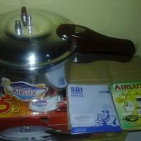 harga panci presto 5liter murah airlux Tokopedia.com