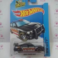 Hot Wheels Dodge Charger Drift - Hitam