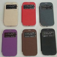 Flip Cover Ume Samsung Grand 1 / Grand Neo / Neo Plus / I9082 / I9060
