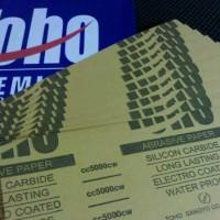 harga Amplas Gosok Toho Grit 5000 Dasar Kuning Super / Finishing Batu Akik Tokopedia.com