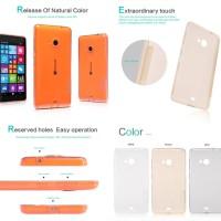 Microsoft Lumia 535 - Nillkin Nature Tpu Case