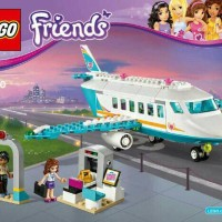 Lego Friends 41100 - Heartlake Private Jet