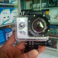 Action Camera Full HD Waterproof 30m