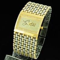 harga Jam Tangan Wanita Guess Merica Lebar R800 ( Rolex Bonia Burberry Rado) Tokopedia.com
