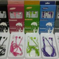 HEADSET SAMSUNG STEREO HIGH DEFINITION VOICE
