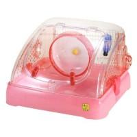 harga Sanko Wild Hampot C01 Pink Kandang Hamster Tokopedia.com