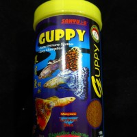 harga Makanan Ikan Sanyu Guppy  155 G Tokopedia.com