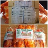 harga Paket 3 Pcs Krupuk / Kripik Padang Pedas Manis Tokopedia.com