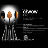 O!WOW BRUSH - more WOW from beauty blender