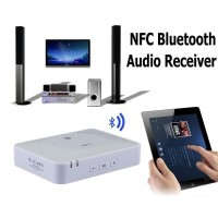 NFC IBT-08 Bluetooth Desktop Home Audio Music Receiver Sound