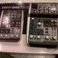 harga Mixer Behringer Q 502 Usb Tokopedia.com