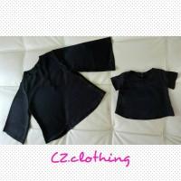 Harga sale blouse couple ibu dan anak mom and kids atasan lucu murah | WIKIPRICE INDONESIA