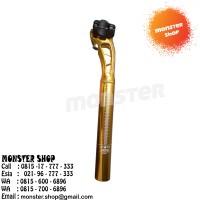 Seatpost Miche 25,4mm Gold