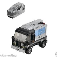 harga Lab Truck Dan Container Box  - Part Out Lego 76032 Quinjet Chase Tokopedia.com
