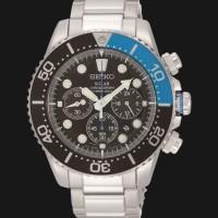 Seiko Solar SSC017P1 Divers Chronograph