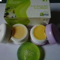 Krim Pemutih Kulit Wajah Seketika Cream Anisa Original Asli Murah