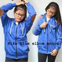 Jaket / Blazer / Sweater Kode: Nike Blue Elbow Mocca