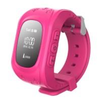 Jam Tangan GPS UWatch untuk Anak-anak (Warna Pink)