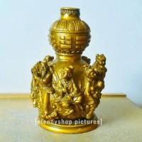 harga Patung Wu Lou 8 Dewa Fs1908151 (fengshui) Tokopedia.com