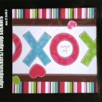 Xoxo - Laptop / Netbook Skin