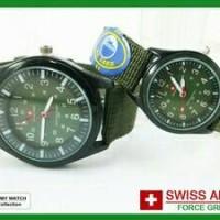 Couple Swiss Army - Hijau Army