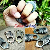 harga Korek Unik Knuckle Tengkorak Tokopedia.com