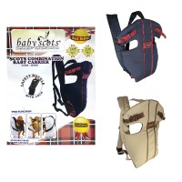 Lynx Gendongan Bayi Baby Scots - Scots Combination Baby Carrier