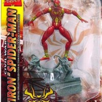 MARVEL SELECT - IRON SPIDERMAN