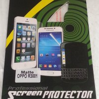 anti gores oppo mirror 3 / R 3001 glare