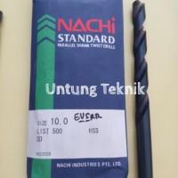 harga Mata Bor Besi 10mm Nachi Hss Tokopedia.com