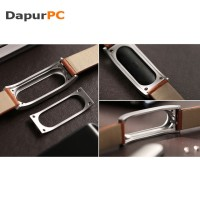 harga Xiaomi Mi Band (oem) Leather Strap - Brown Tokopedia.com