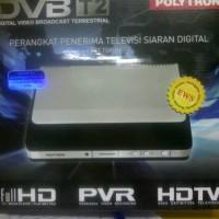 POLYTRON DVB-T2 Set Top Box PDV 500T2