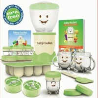 MAGIC BULLET FOOD PROCESSOR (BABY BULLET)