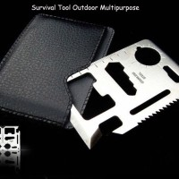harga Survival Tool Outdoor Multipurpose (Alat Multifungsi Mini) Tokopedia.com