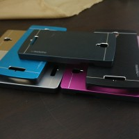 Hardcase Brashe Metal Almunium Hard Cover Case Casing Oppo Neo 3 R831k
