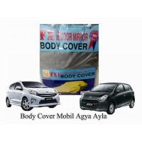 body cover toyota agya & daihatsu ayla PROMO