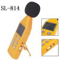 harga Sound Level Meter 814 Tokopedia.com