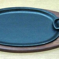 Hot Plate Oval